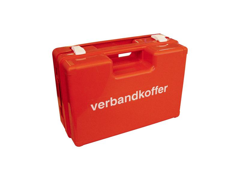 Verbandtrommel A met wandhouder - VERBANDTROMMEL-A MET WANDHOUDER