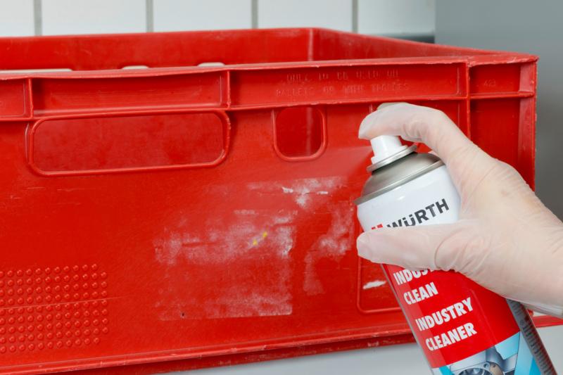 Detergente Clean detergente industriale - CLEAN DETERGENTE INDUSTRIALE   500ML