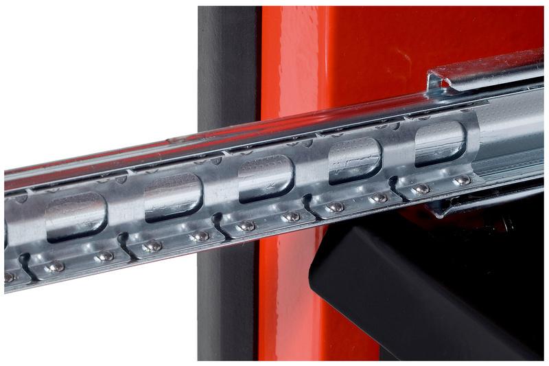 Rail de tiroir pour servante d 39 atelier compact - Rail de tiroir ...