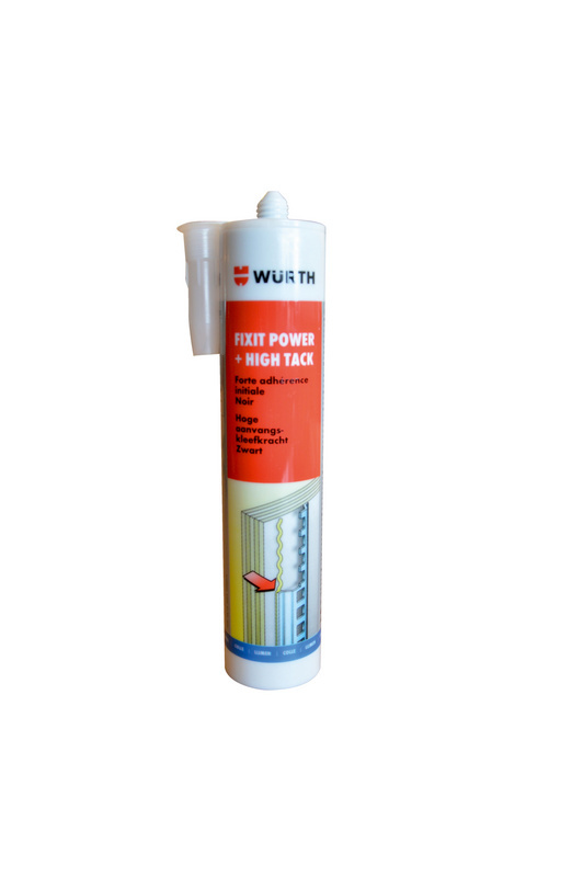 Constructielijm FIXIT POWER + HIGH TACK - FIXIT POWER - WIT - 290ML