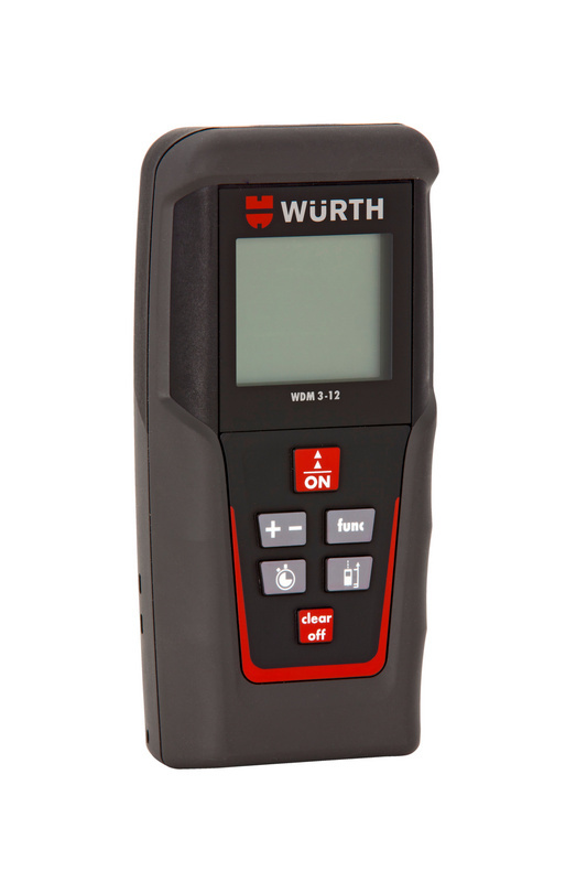 Laser-Entfernungsmesser WDM 3-12 - LASERENTFMESS-WDM3-12