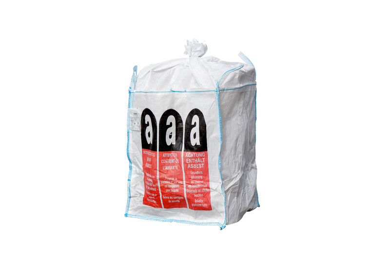 big bag asbest. Black Bedroom Furniture Sets. Home Design Ideas