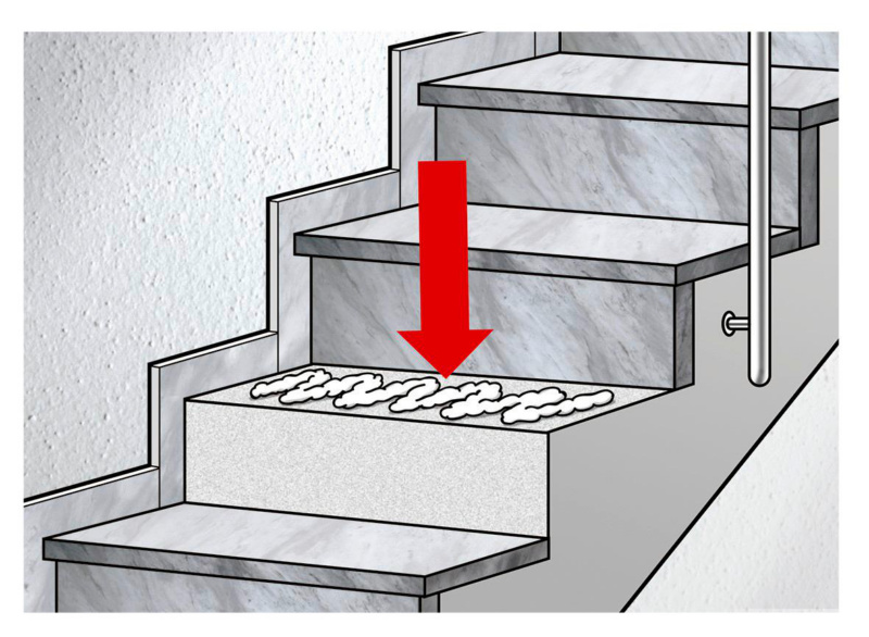 Treppenstufen holz befestigen - Holz hartegrade tabelle ...