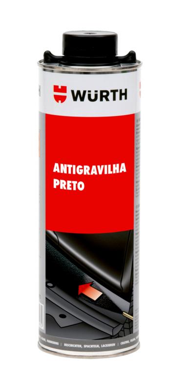 Proteção contra lascas de pedras HS - ANTIGRAVILHA PRETO 1L