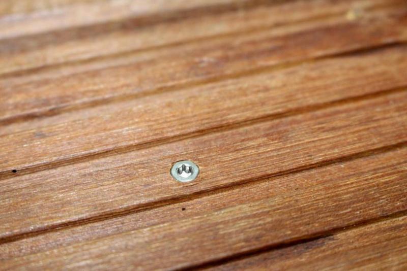 ASSY<SUP>®</SUP>plus A4 vis pour la construction de terrasses - 0