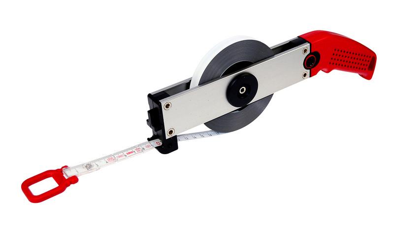 Steel tape measure with light metal frame 071464 56 steel tape measure with light metal frame msretpe st frame lm aloadofball Images
