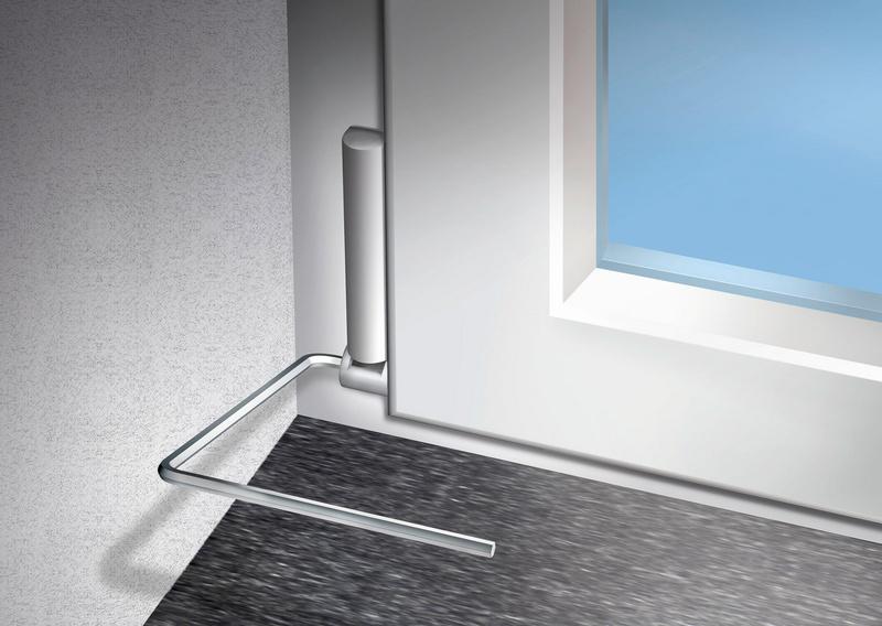 Úhlový seřizovací nástroj na okna - ÚHL. ŠROUBOVÁK-6TI HRAN.4X103X91X15