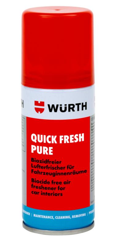 Quick Fresh Pure bez biocydów - DEODOR-(QUICK FRESH PURE)-100ML