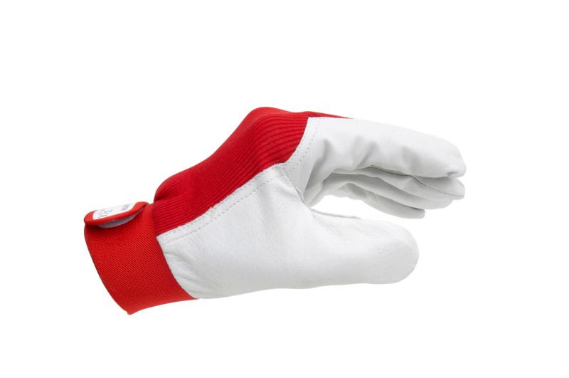 Protective glove Protect - PROTGLOV-LEATH-PROTECT-SZ9