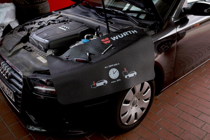 Univerzální ochrana karoserie vozidla - OCHRANA VOZIDLA