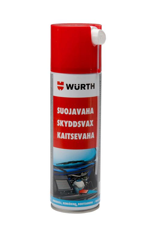 Protective wax - PROTWAX-SPRAY-CLEAR-300ML