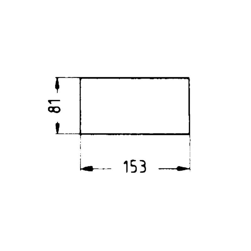 Nylon-Schleifvlies - SHLFVLI-BGN-A280-81X153MM
