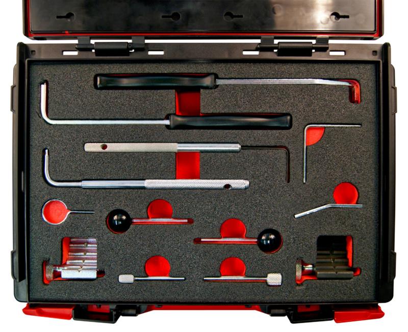 Set Steuerwerkzeug für VW 1.2 - 2.0 TDI CR