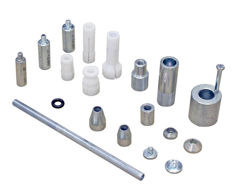 Set SAC-Zentrierwerkzeug Ergänzungssatz