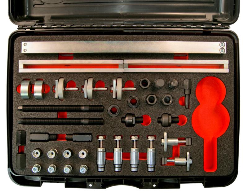 Set Injektoren-Demontage, Basis Universal