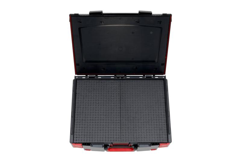 system koffer 8 4 1 rasterschaum leersortiment 5581010200. Black Bedroom Furniture Sets. Home Design Ideas