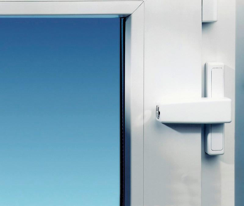 Fenster und t rsicherung winsafe w1 w rth for Fenster schnelle lieferung
