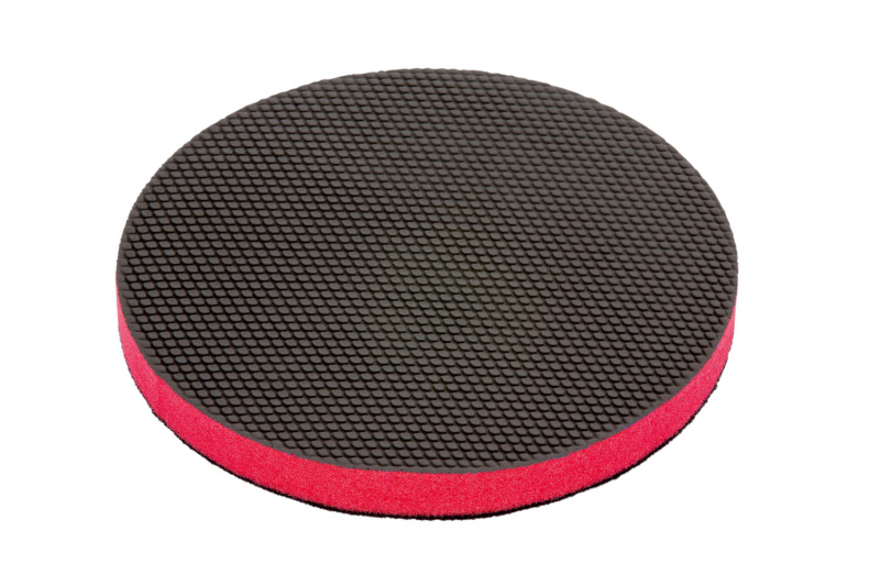 Cleaning pad Clay series - POLPAD-CLAY-BLACK-D150MM