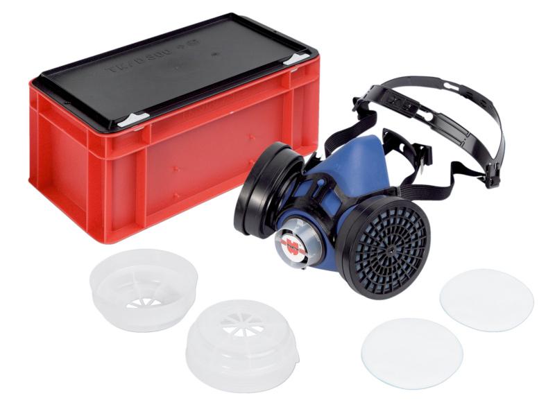 Paint-spray set - PNTSPRMASK-KIT-8PCS