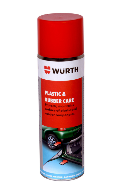 Plastic and Rubber care - SILSPR-500ML