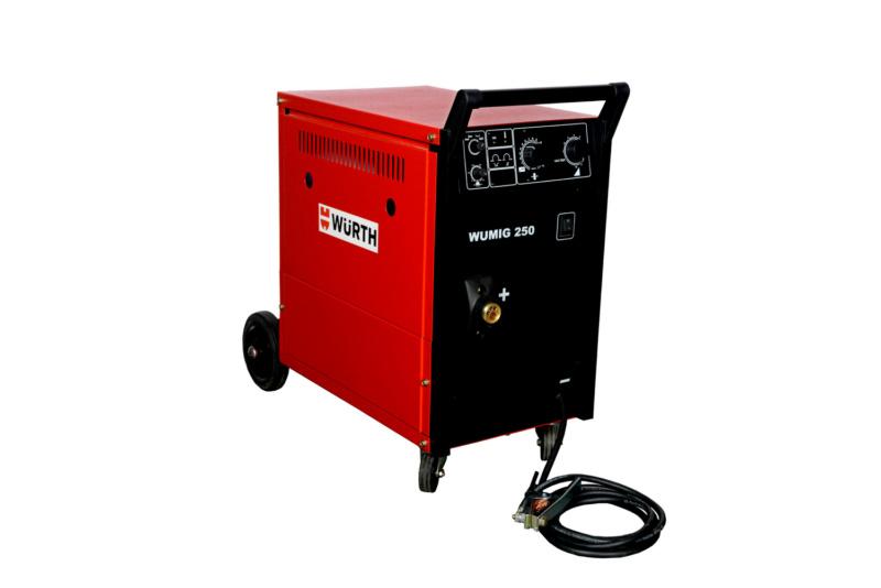 MIG Welding Machine 250A - WELDSYS-MIG/MAG-MM250