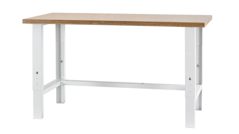 Table de travail r glable en hauteur basic - Table de travail reglable en hauteur ...