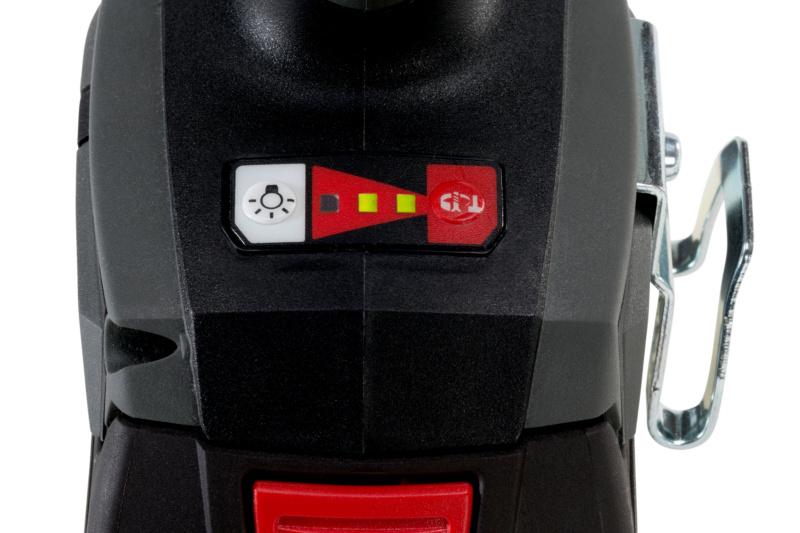 Akumulatorowa wkrętarka udarowa ASS 18-A EC Combi - ZAKRĘTARKA UDAR.(ASS 18A ECCOMBI)-2X5AH