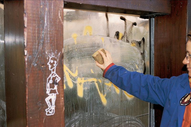 graffiti entferner graffiti ex au enbereich 0893135 w rth. Black Bedroom Furniture Sets. Home Design Ideas