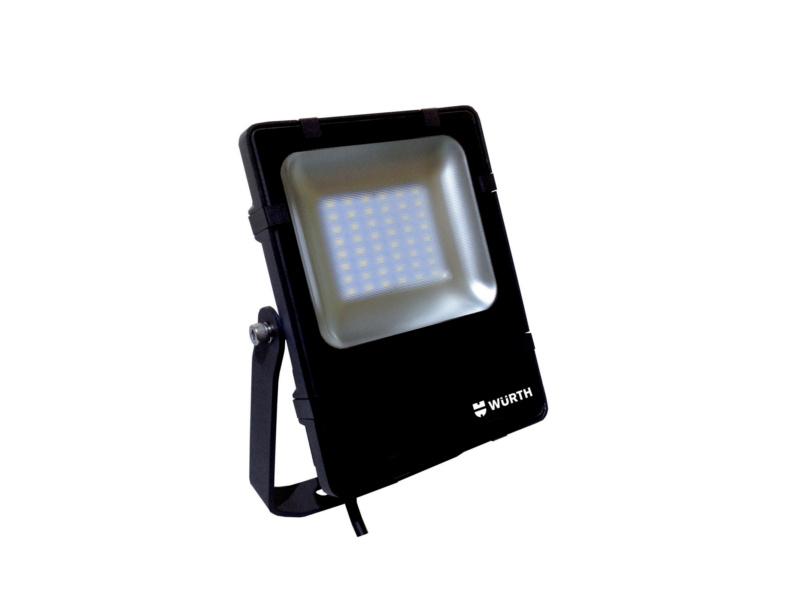 Faretto a LED per facciate con carcassa stretta - FARO DA ESTERNO 70W 5700K IP66
