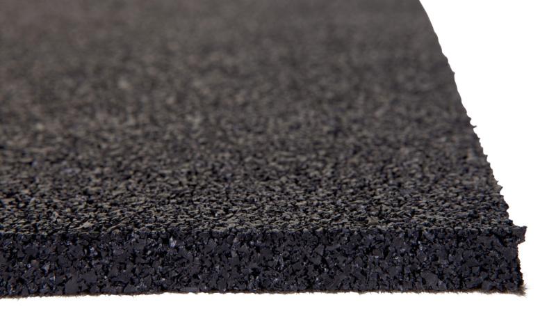 Tapis caoutchouc pour toiture 0862003042 - Tapis anti vibration ...
