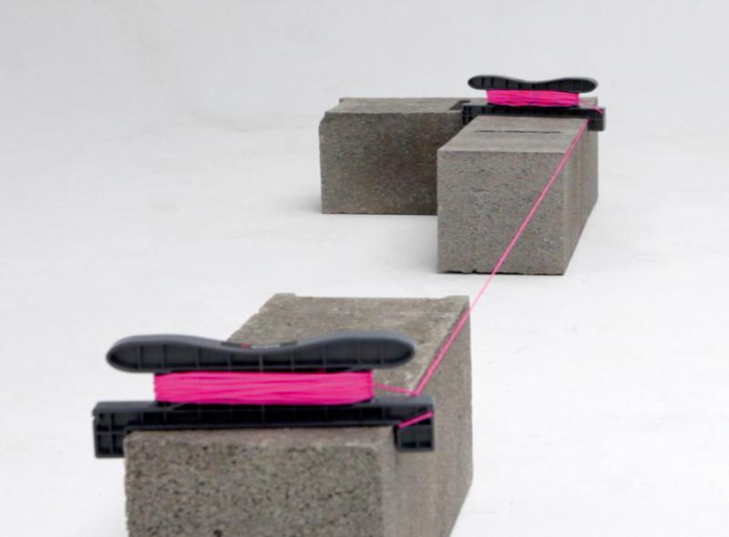 porte cordeau easyline. Black Bedroom Furniture Sets. Home Design Ideas