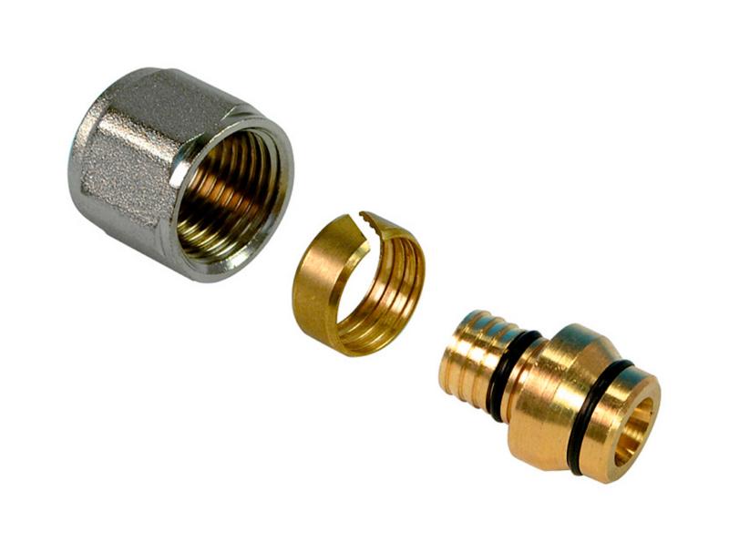 Adaptateur tuyau multi couche cuivre - Raccord cuivre multicouche ...