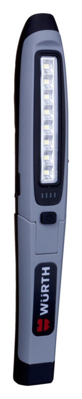 Mini articulated LED hand-held light - LAMP-BTRY-LED-MINI-FLDA-3W/1W