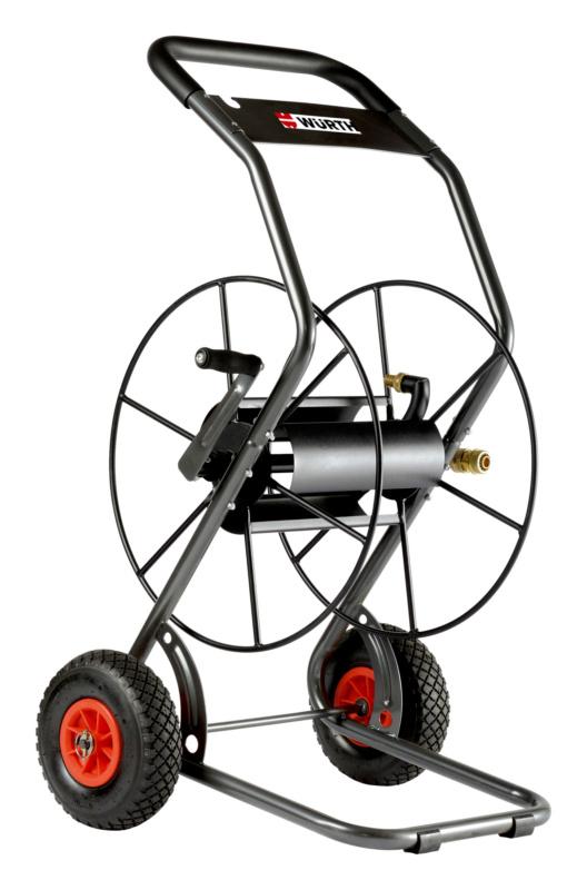 Enrouleur de flexible d 39 eau professionnel - Enrouleur tuyau arrosage professionnel ...