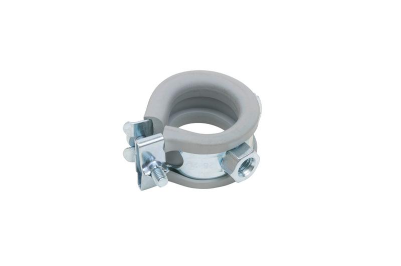 Tipp pipe clamp priopress plastic c