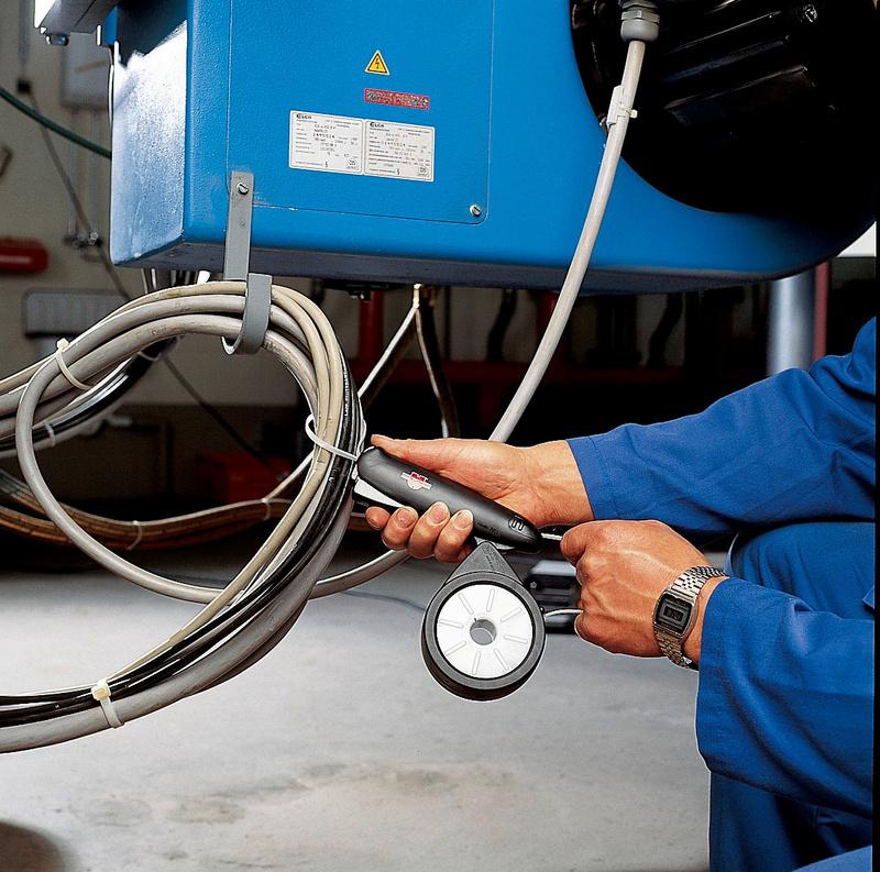 Urządzenie mocujące do opaska do przewodów - PRZYRZAD DO OPASEK KOMPLET