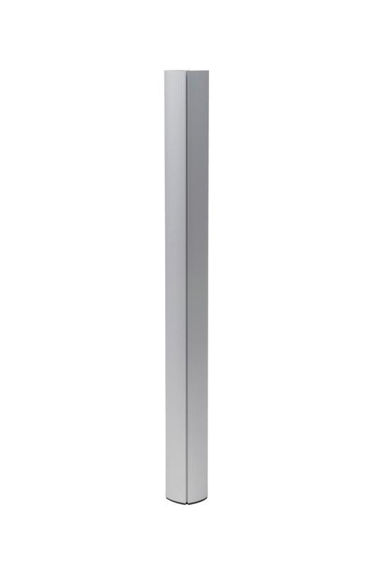 Bordben, aluminium