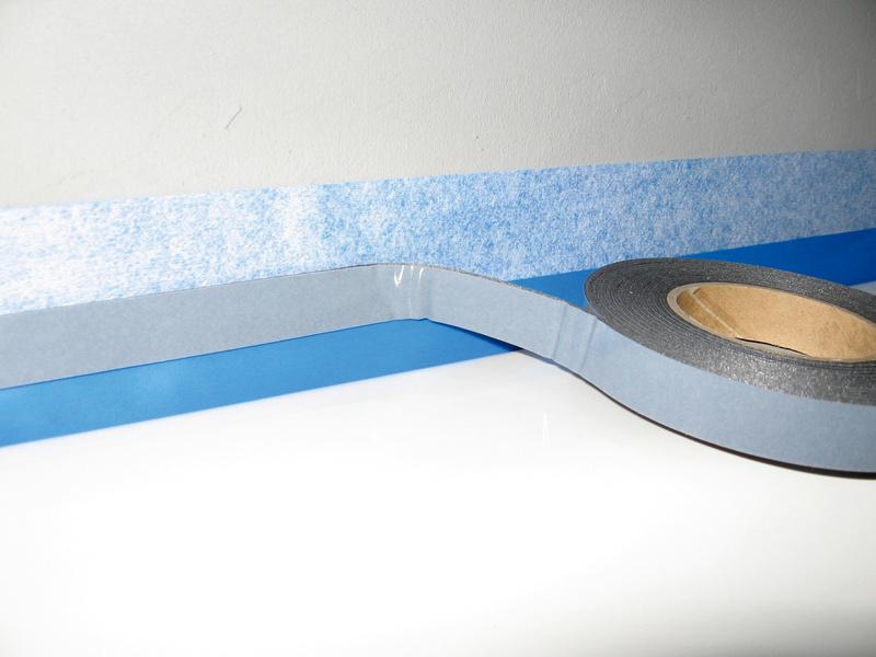 bande couvre joint pour baignoire 0888001023. Black Bedroom Furniture Sets. Home Design Ideas