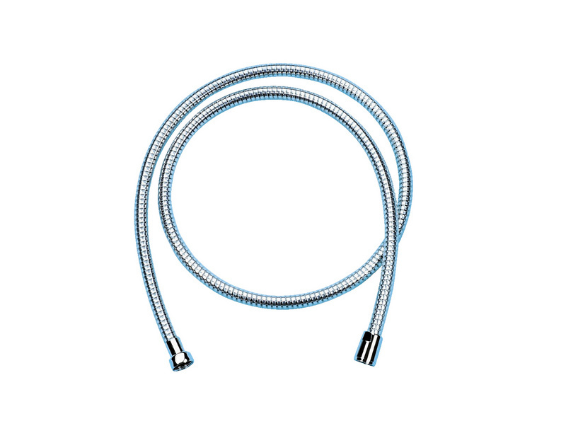 Tubo flessibile doccia in metallo for Doccia tubo di rame