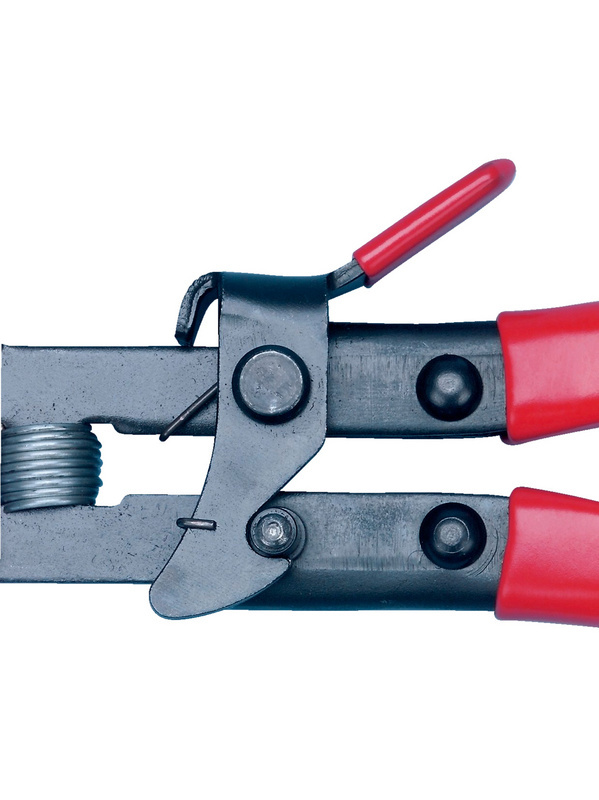 Flexible spring band clamp pliers wÜrth