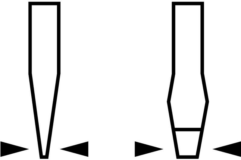 Lapos csavarhúzó - 2