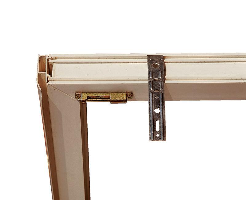 einschlaganker drehbar f r kunststofffenster w rth. Black Bedroom Furniture Sets. Home Design Ideas