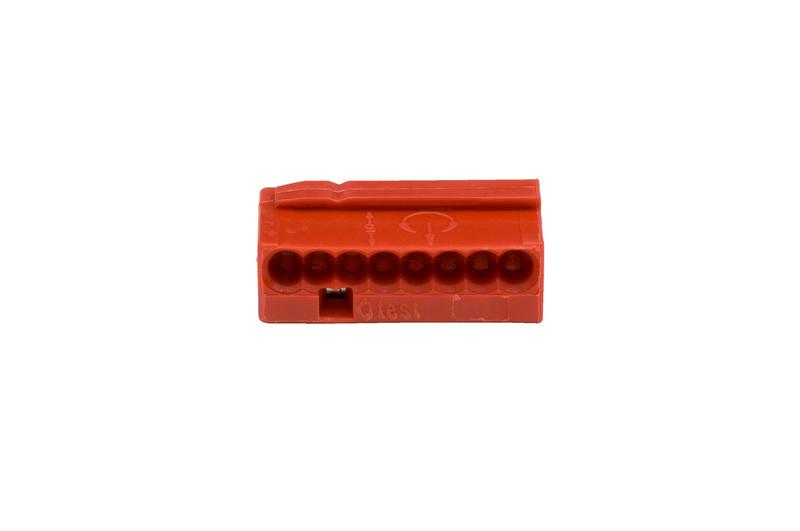 connecteur enfoncer wago micro sans vis 0556006 w rth. Black Bedroom Furniture Sets. Home Design Ideas