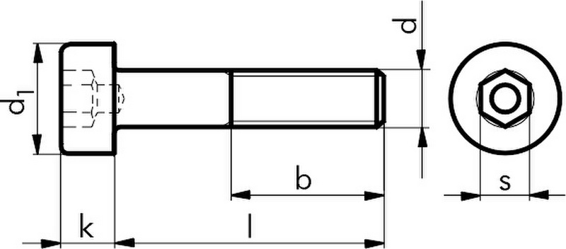 zylinderschraube mit innensechskant niedriger kopf mit schl sself hrung 008816 100 w rth. Black Bedroom Furniture Sets. Home Design Ideas