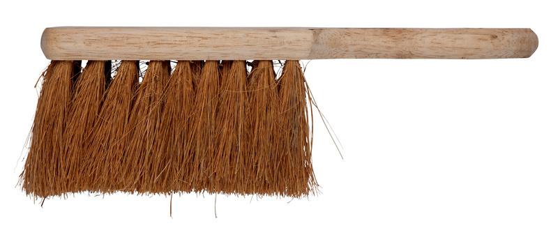 brosse manuelle fibre de coco. Black Bedroom Furniture Sets. Home Design Ideas