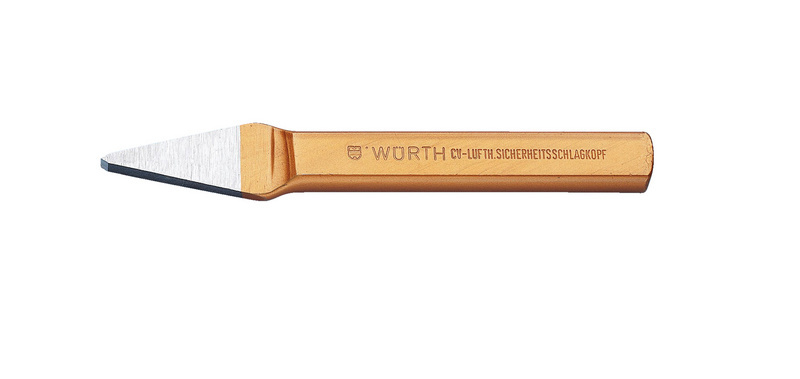 Cross-cut chisel
