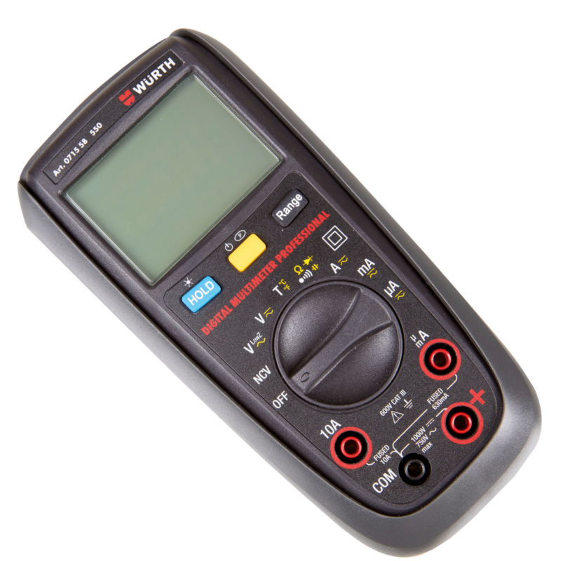 Digital Multimeter Professional - MULTIM-DGT-PROF