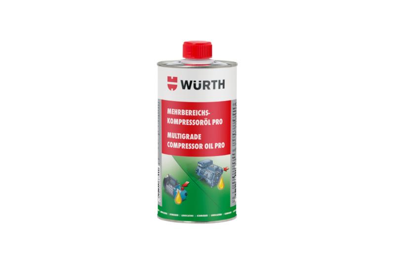 Víceúčelový kompresorový olej Pro - UNIVERZÁLNÍ KOMPRESOROVÝ OLEJ PRO