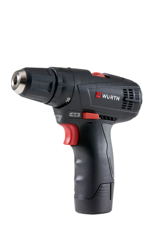Cordless drill screwdriver BS 12-A - DRLDRIV-CORDL-(BS 12-A)-LIION-2X2.0AH
