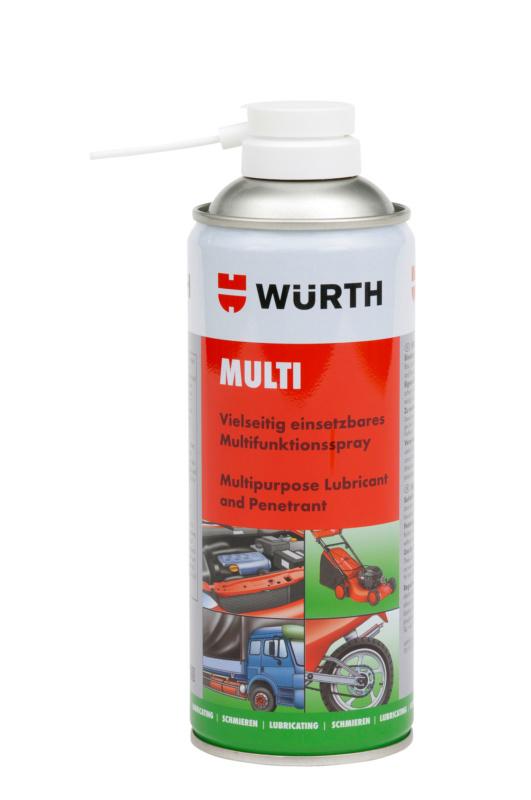 Olio per manutenzione MULTI - MULTI                          400ML